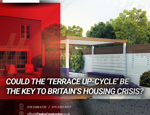 Could the 'Terrace up-cycle' be the key to britain's housing crisis?