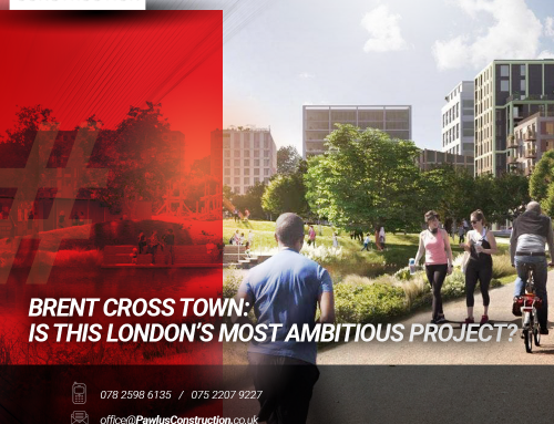 Brent Cross Town: Is this London's most ambitious project?