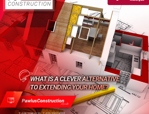 What is a clever alternative to extending your home?