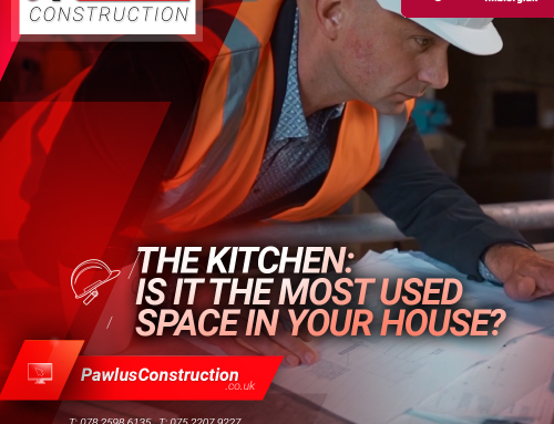 The kitchen: Is it the most used space in your house?