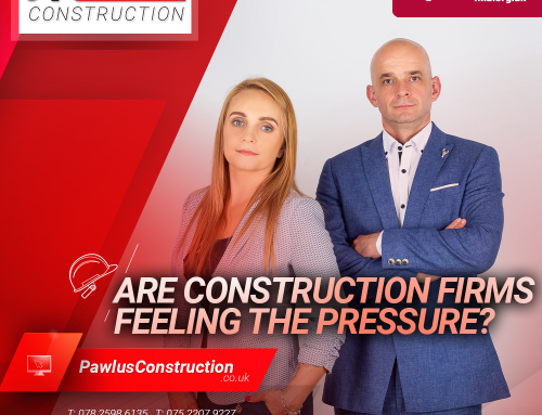 Are construction firms feeling the pressure?