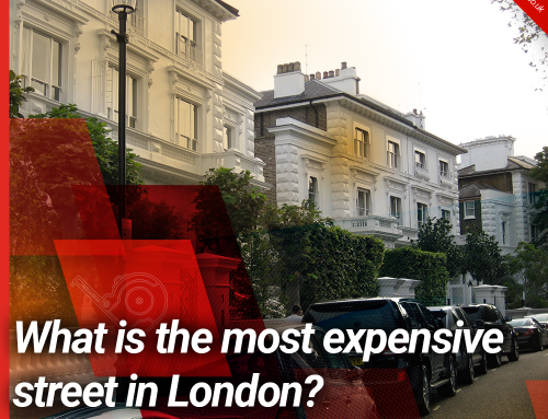 What is the most expensive street in London?