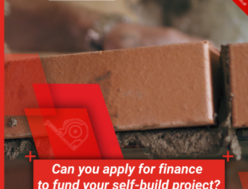 Can you apply for finance to fund your self-build project?