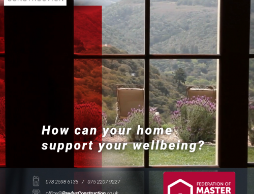 How can your home support your wellbeing?